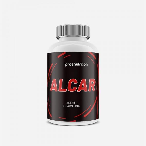 ALCAR Acetyl-L-Carnitina 120 Caps