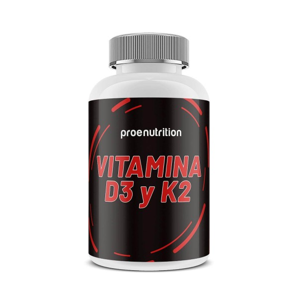 Vitamina D3 + K2-VITAL - 60 perlas