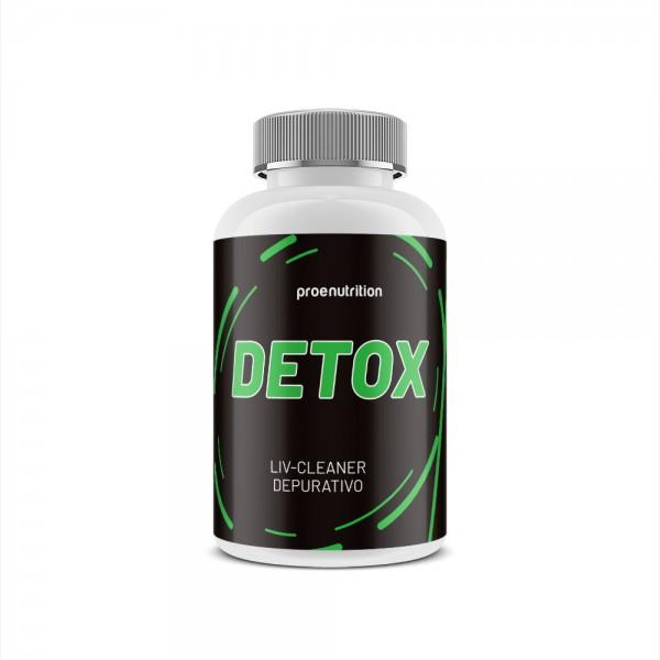 Detox (TRIPLE FÓRMULA) 60 cáps